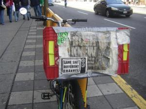 bike message
