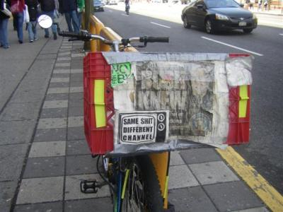 bike message