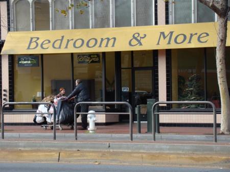 portable bedroom